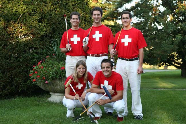 Người dân Thụy Sĩ giàu nhất thế giới - ảnh 1