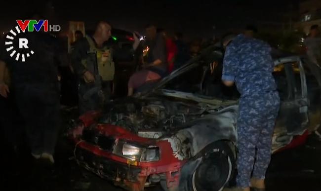 Iraq: Đánh bom liều chết ở Kirkuk, nhiều người thương vong - ảnh 2