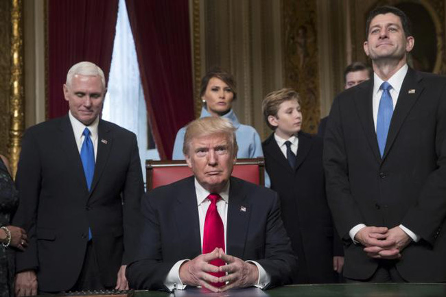 Donald Trump - Một vị Tổng thống khác biệt, một nước Mỹ mới? | VTV.VN