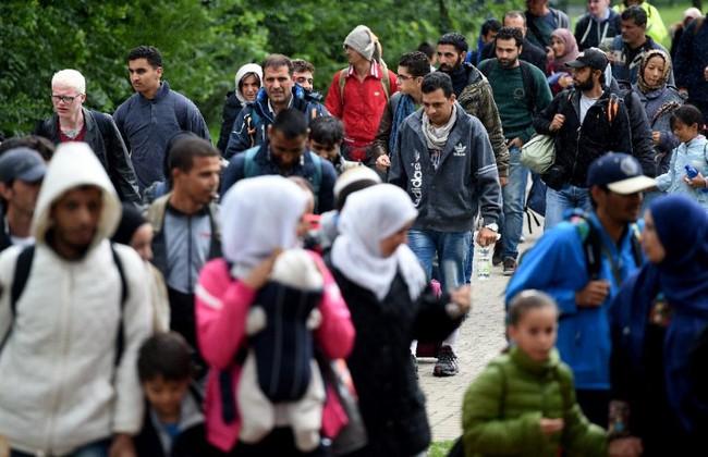 Quốc hội Đức thông qua các biện pháp cứng rắn về di trú - ảnh 1