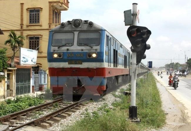 Cảnh báo tai nạn đường sắt dịp Tết - ảnh 2