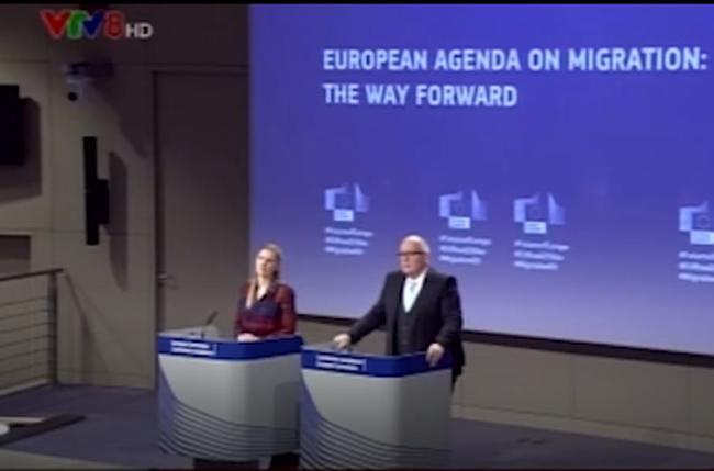 EU kiện 3 nước thành viên vì từ chối hạn ngạch người tị nạn - ảnh 2