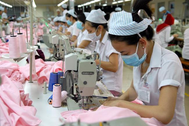 Việt Nam thiếu lao động vì làn sóng chuyển nhà máy từ Trung Quốc sang - ảnh 1