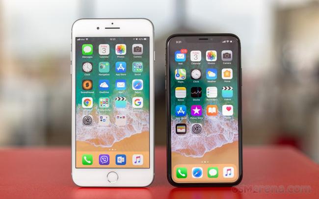 iPhone X và iPhone 8: Người lên hương, kẻ xuống bùn - ảnh 3