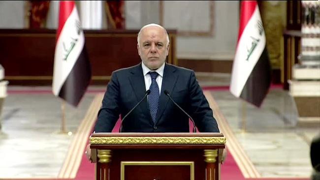 Thủ tướng Iraq bác khả năng xảy ra chiến tranh với người Kurd - ảnh 1