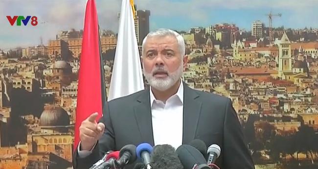 Lãnh đạo Hamas kêu gọi người Palestine nổi dậy chống Israel - ảnh 2
