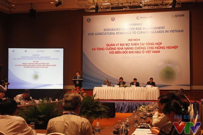 """""""Việt Nam tiếp tục phối hợp cùng UNDP, WB nỗ lực giảm nhẹ rủi ro thiên tai"""" - ảnh 6"""