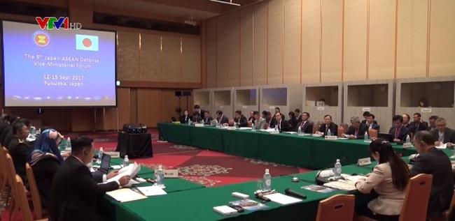 Hội nghị Quốc phòng Nhật Bản - ASEAN - ảnh 2