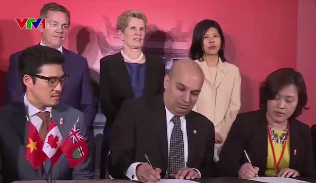 Việt Nam - Canada thúc đẩy hợp tác trong lĩnh vực giáo dục - ảnh 2