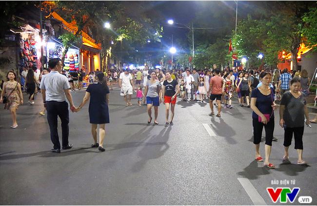 Từ 13/10, điều chỉnh giao thông ở một số tuyến phố thuộc quận Hoàn Kiếm - ảnh 1