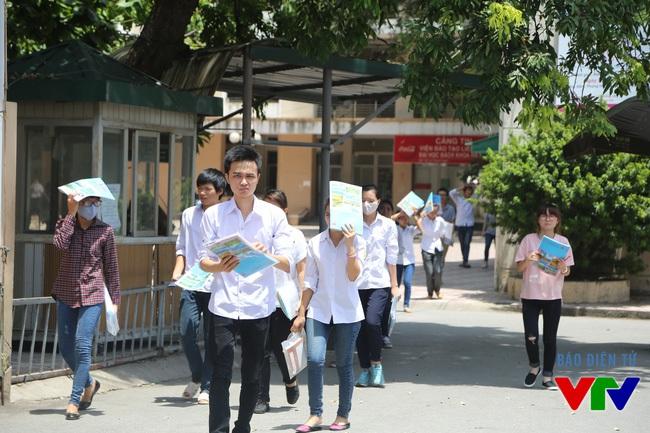 Hơn 866.000 thí sinh dự thi THPT Quốc gia 2017 - ảnh 2