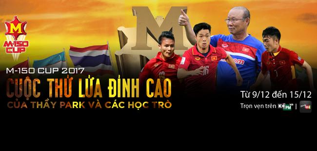 K+ độc quyền phát sóng giải đấu giao hữu của U23 Việt Nam tại Thái Lan - ảnh 3