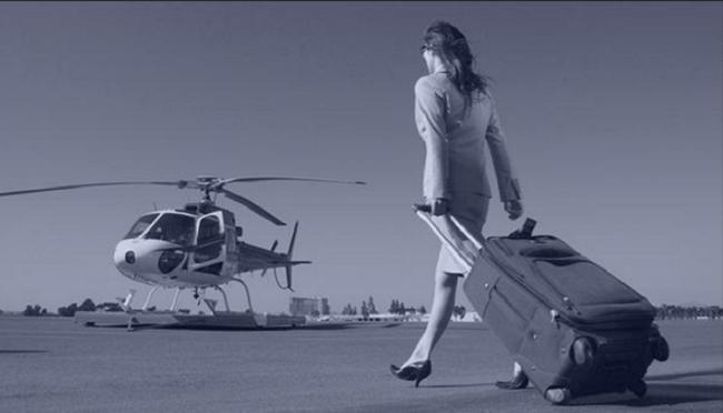 Trong khi kế hoạch của Uber đến năm 2020 tại Mỹ, Dubai, UAE sẽ có taxi bay, ở Sao Paulo, Brazil, đã xuất hiện dịch vụ taxi trực thăng.