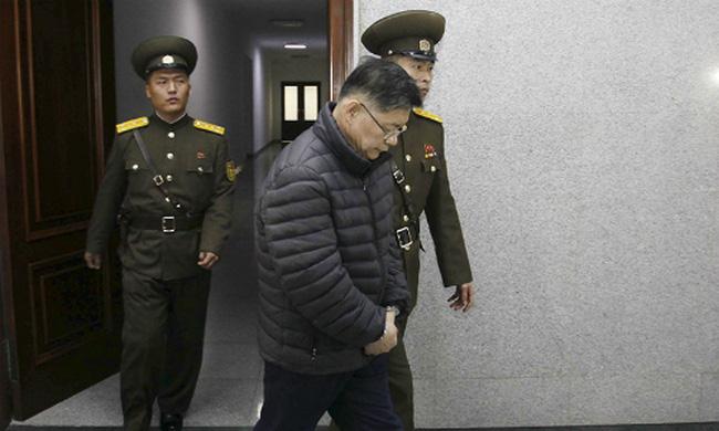 Mục sư Canada về nước sau khi được Triều Tiên trả tự do - ảnh 2