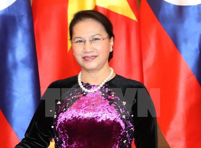 Chủ tịch Quốc hội Nguyễn Thị Kim Ngân thăm chính thức LB Nga - ảnh 1