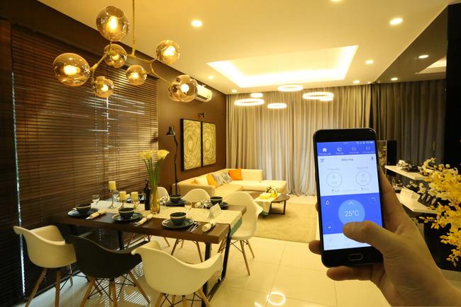 Nhà thông minh Bkav SmartHome thế hệ 2: Bật tắt tivi, điều hòa bằng giọng nói - ảnh 1