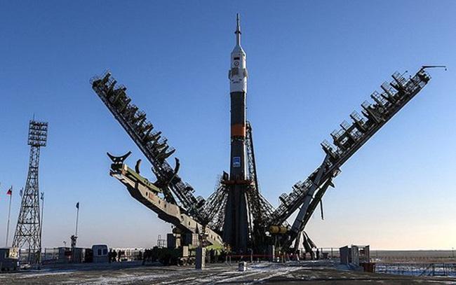 Ba phi hành gia Mỹ, Nga và Nhật Bản lên Trạm Vũ trụ Quốc tế