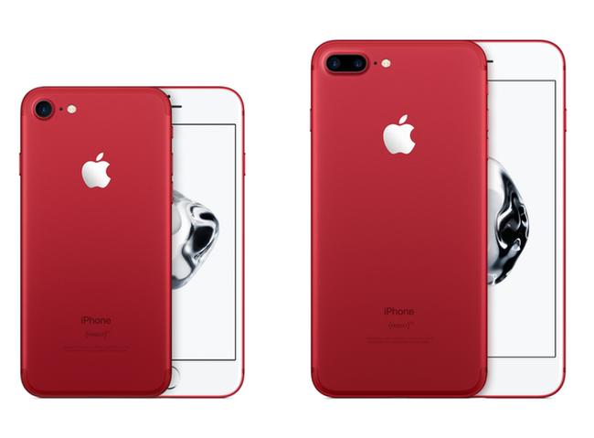 Ra Mắt Iphone X Apple Khai Tử Iphone 77 Plus Màu đỏ Vtvvn