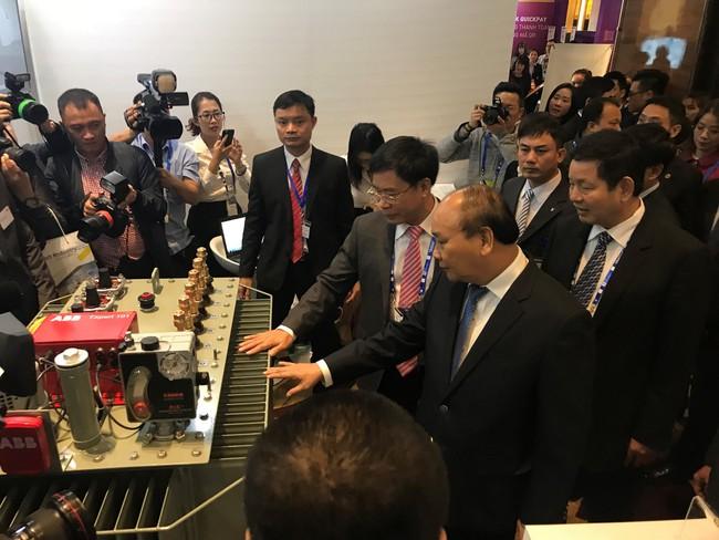 Bế mạc Hội thảo – Triển lãm Quốc tế về Phát triển Công nghiệp thông minh - ảnh 2