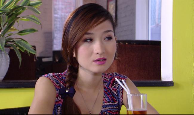 Phim Giao mùa - Tập 11: Vừa mới chia tay bạn trai, Hòa (MC Thanh Huyền) lại định cặp kè với Toàn (Công Dũng) - ảnh 8