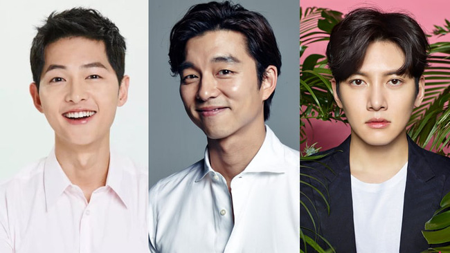[K-Star]: 6 handsome Korean actors have sweet voices. Can you guess who are they