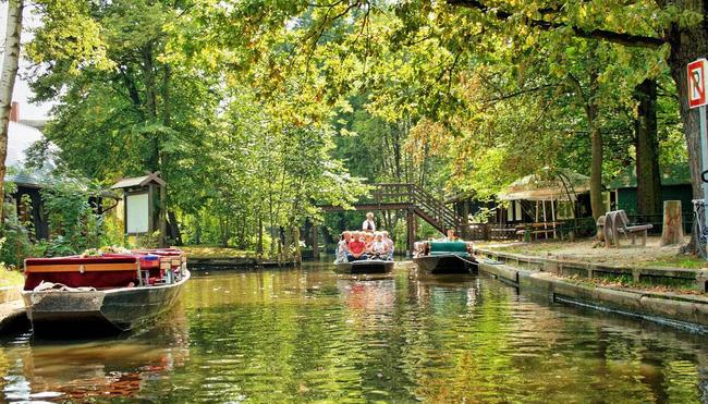 Lạc bước tới Spreewald - Venice của nước Đức - ảnh 12