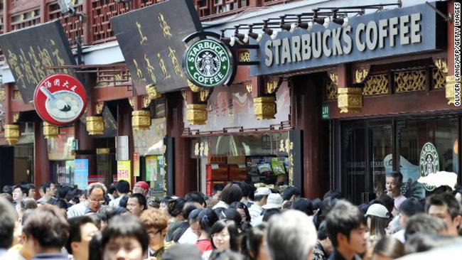 Vì sao Starbucks thành công tại Trung Quốc? - ảnh 2