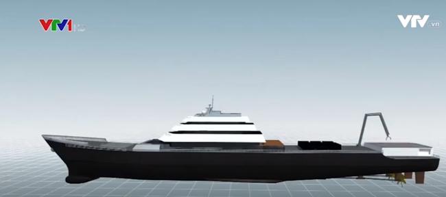 Na Uy công bố kế hoạch chế tạo tàu thủy lớn nhất thế giới - ảnh 2
