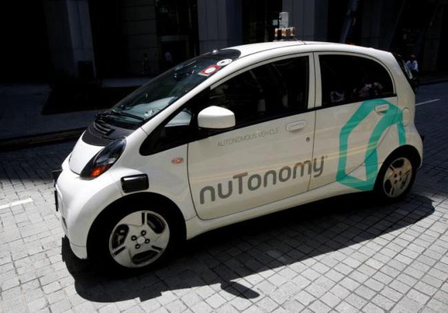 Taxi tự lái sẽ tác động lớn lên thị trường vận chuyển công cộng