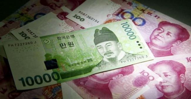 Hàn Quốc, Trung Quốc gia hạn thỏa thuận hoán đổi tiền tệ - ảnh 2