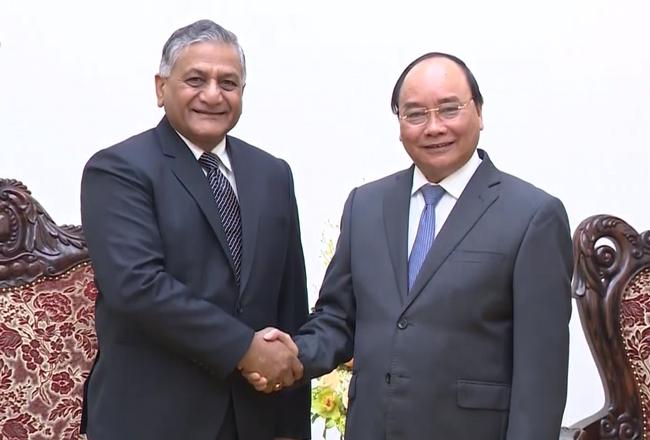 Thủ tướng hoan nghênh Ấn độ tiếp tục hỗ trợ nâng cao năng lực cho Việt Nam - ảnh 1