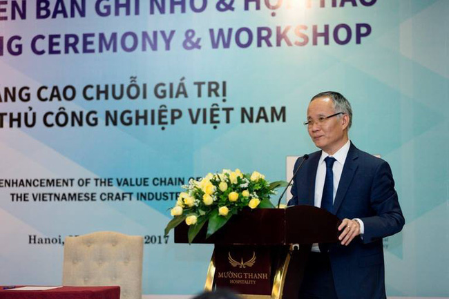Xây dựng Trung tâm Hợp tác thiết kế Việt Nam - Hàn Quốc tại Hà Nội - ảnh 2