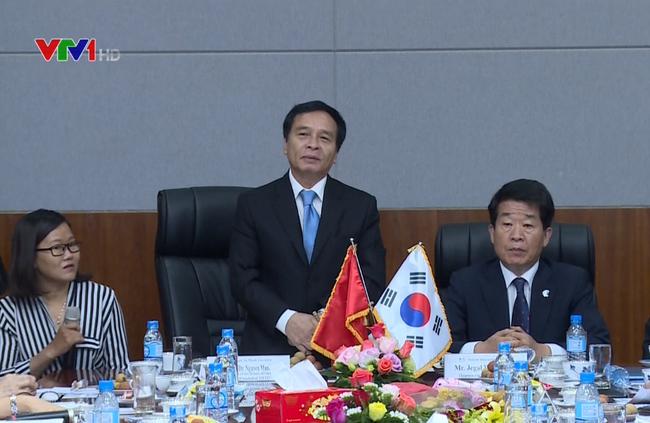 TP.HCM sẽ có trung tâm tiếng Hàn lớn nhất cả nước - ảnh 2