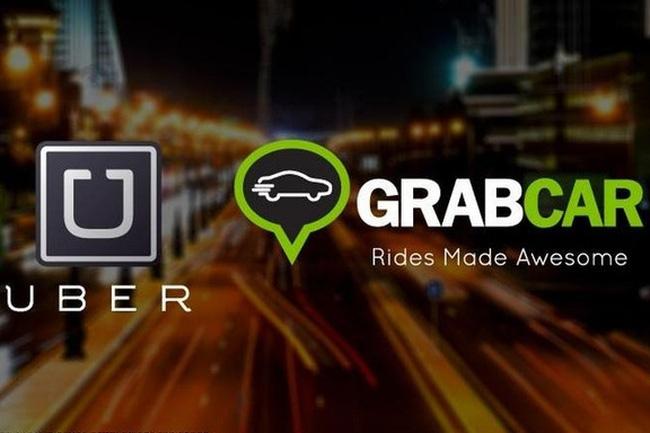 Kiểm tra việc nộp thuế của Uber và Grab - ảnh 1