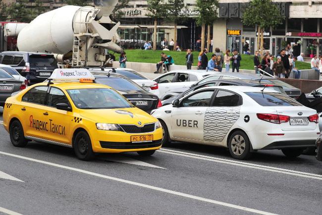 Uber Nga sáp nhập với Yandex