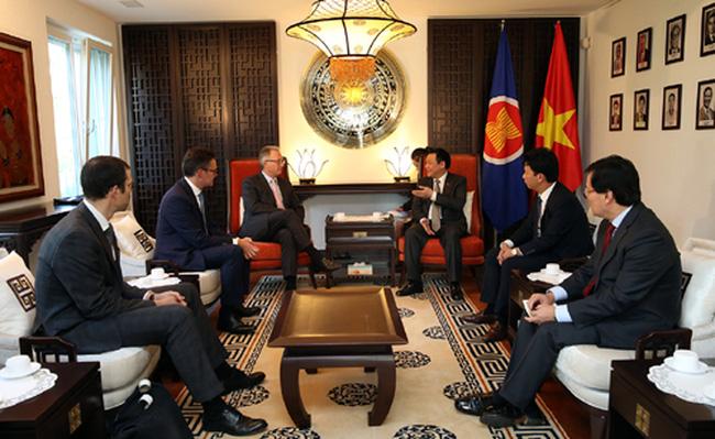 Việt Nam thực hiện đầy đủ các cam kết tại WTO - ảnh 1