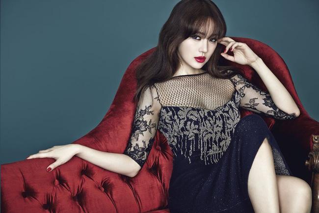 Yoon Eun Hye từ bỏ thói quen uống rượu - ảnh 1