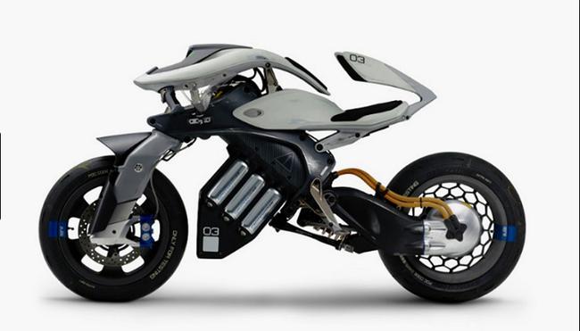 """Mẫu xe mô tô không người lái của Yamaha """"gây sốt"""" - ảnh 1"""