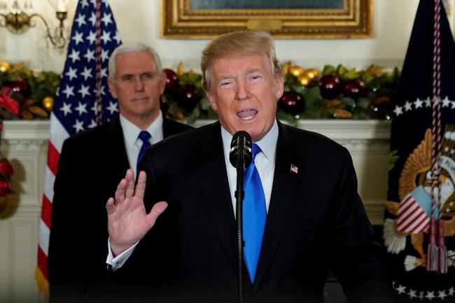 Tổng thống Trump khẳng định còn quá sớm để đàm phán với Trung Quốc - ảnh 2