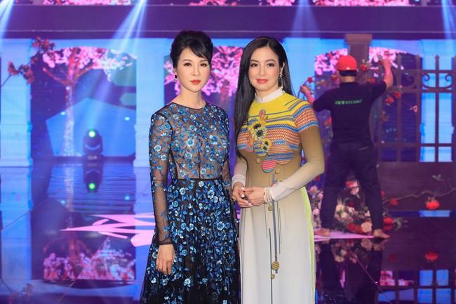 Như Hảo, MC Thanh Mai mừng rỡ gặp lại sau 20 năm