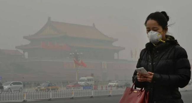 Ô nhiễm không khí ở Trung Quốc khiến hơn 1 triệu người chết trẻ ...