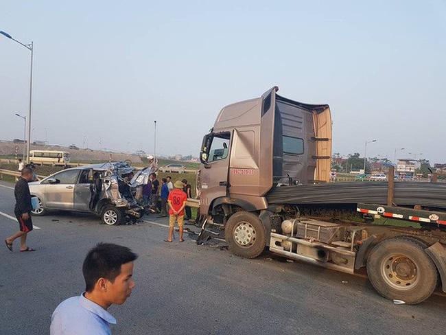 Hôm nay (30/11), xét xử giám đốc thẩm vụ lùi xe trên cao tốc Hà Nội - Thái Nguyên - ảnh 1