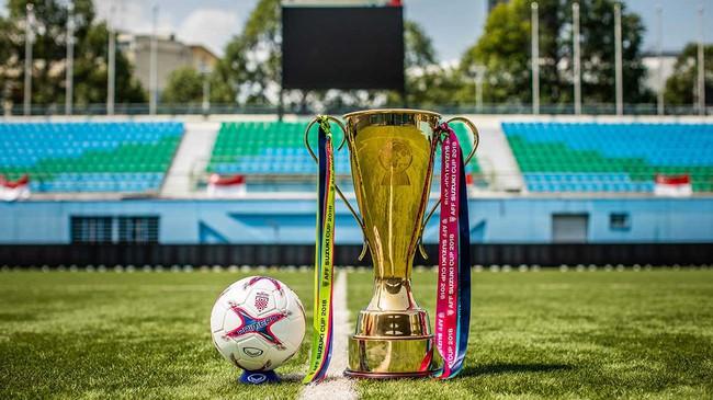 Lịch phát sóng AFF Cup 2018