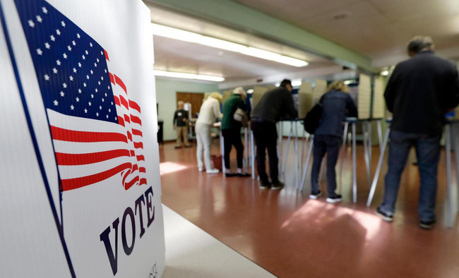 OSCE: Không có can thiệp nước ngoài vào bầu cử Quốc hội Mỹ - ảnh 1