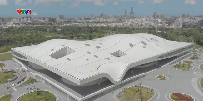 Trung tâm nghệ thuật biểu diễn lớn nhất thế giới mở cửa ở Đài Loan - ảnh 1