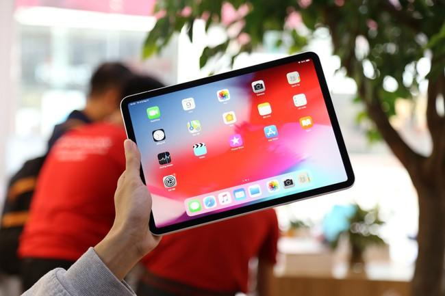 Trên tay siêu phẩm iPad Pro mới của Apple - ảnh 10