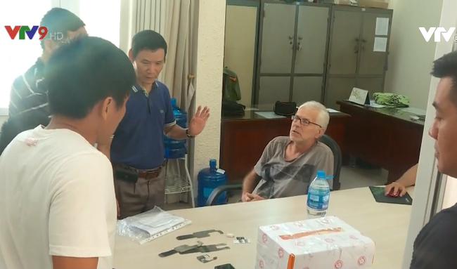 Khánh Hòa: Phát hiện đối tượng người nước ngoài trộm tiền ở cây ATM - ảnh 2