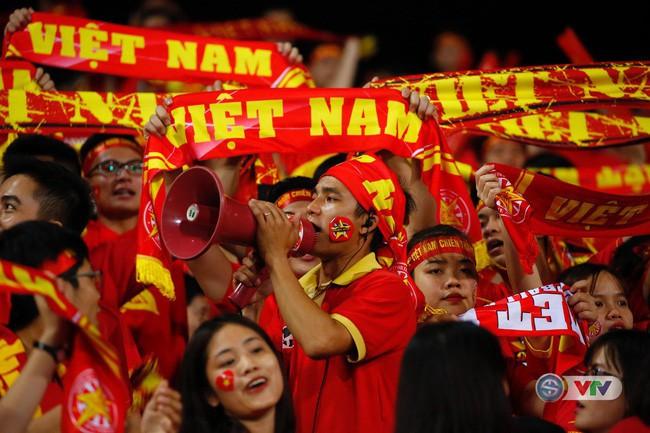 ẽ có hàng ngàn CĐV Việt Nam có mặt trên sân Bukit Jalil để