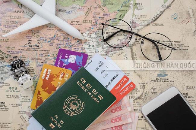 Kết quả hình ảnh cho visa hàn quóc