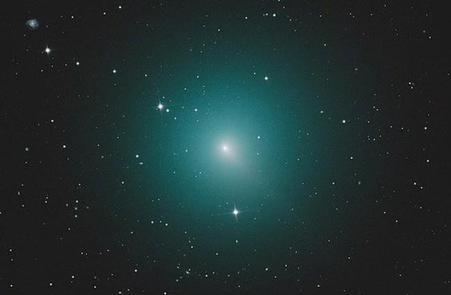 Sao chổi xanh sáng nhất tiến về phía Trái đất - ảnh 3